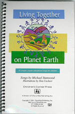 Living Together on Planet Earth Songbook